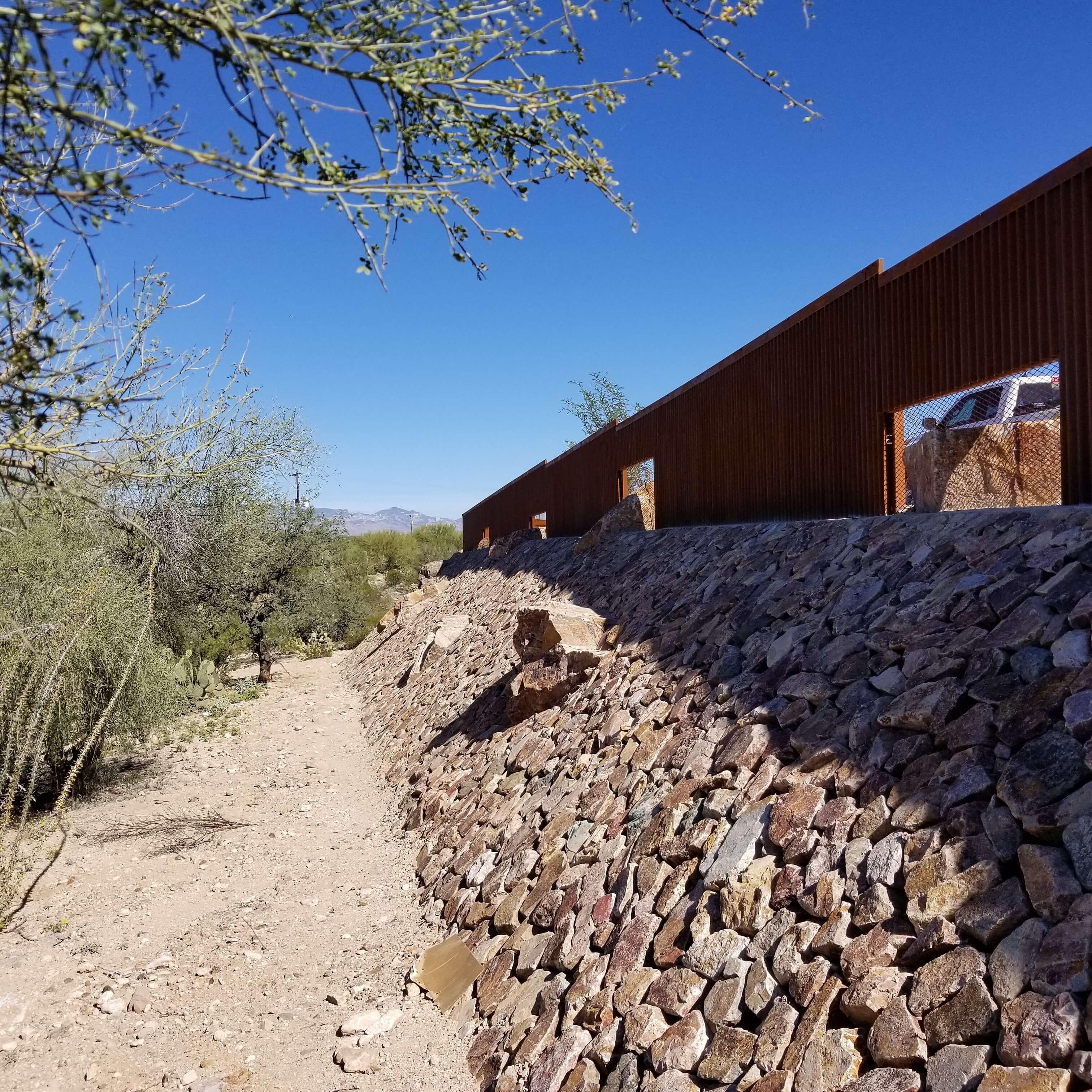 Mountain Brook Apartments: Rockridge Construction